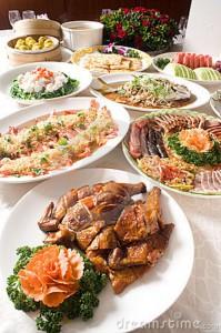 banchetto cinese