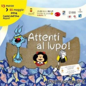 Lupo Alberto e Mafalda