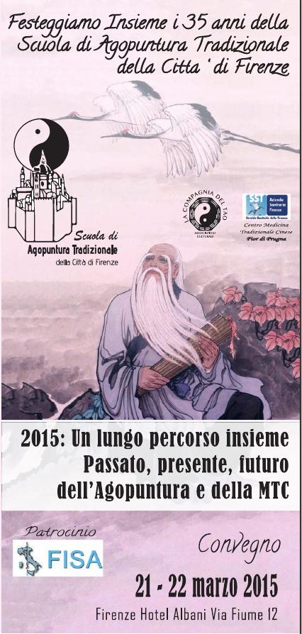 Scuola di Agopuntura Tradizionale di Firenze 21-22 03 2015